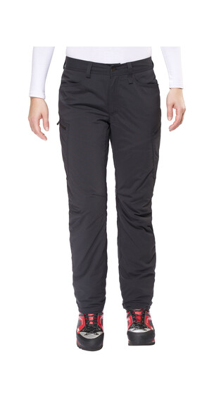 Haglöfs Mid Fjell II Insulated Pants Women true black